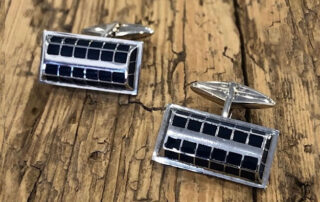 Build a Legacy with Custom Jewelry - Men's Cufflinks, Pearl & Sapphire Necklace
